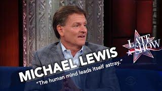 Michael Lewis Can Explain The 'Trump Bump'