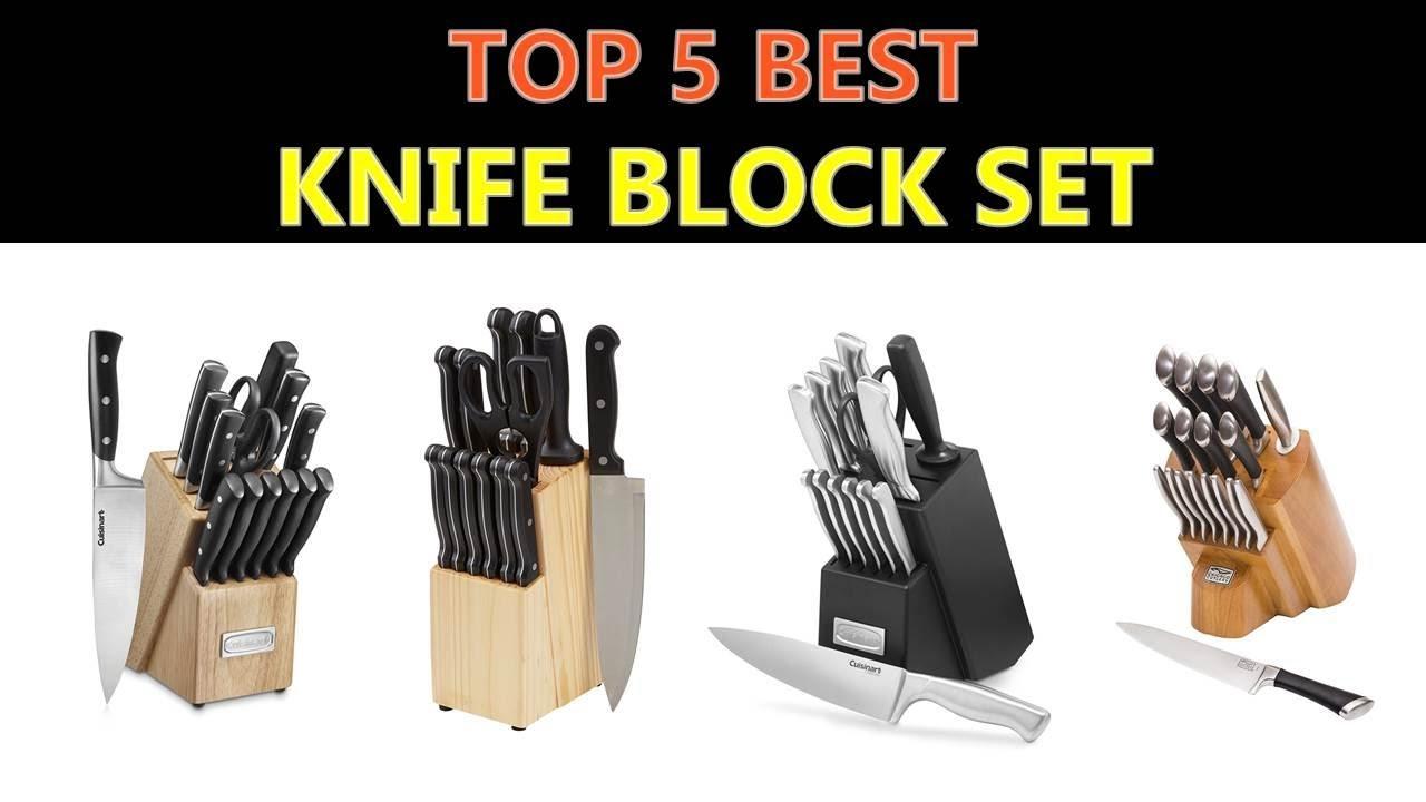 Best Knife Blocks Without Knives