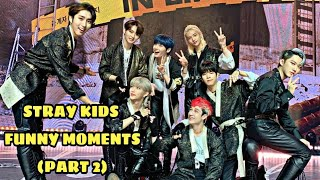 Stray Kids Funny Moments (Part 2)