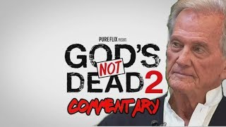 Video God's Not Dead 2 Audio Commentary With Hugo & Jake download MP3, 3GP, MP4, WEBM, AVI, FLV Agustus 2017