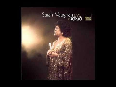 Sarah Vaughan Μy Funny Valentine live 1973