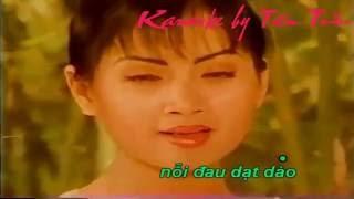 Karaoke (beat) Chuyến Đò Hậu Giang _ Hà Phương