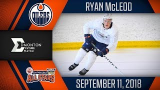 Ryan McLeod | 2G 2A vs MacEwan Nait | Sep. 11, 2018