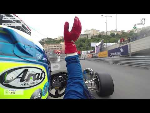 Monaco Historic GP 2018 March 711 F1 Winner