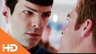 Как вы попали на корабль, летящий с варп скоростью ✦ Звездный путь (2009)
