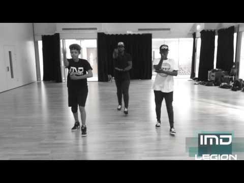 IMD - Rehearsals - Justin Timberlake - My Love