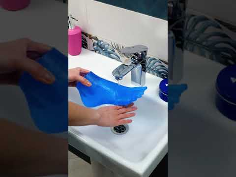 FUNNY DIY FOOT SOAP 🧼🦶😂 || #SHORTS