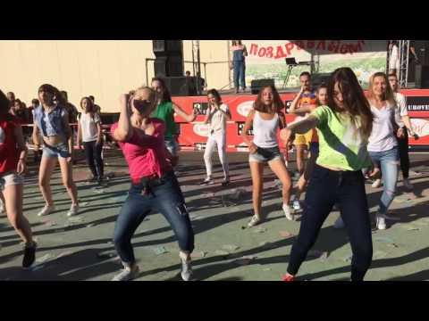 Видео, Танцевальный флешмоб 2016