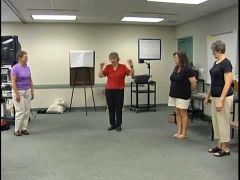 Teach With Movement-Using your body as a map