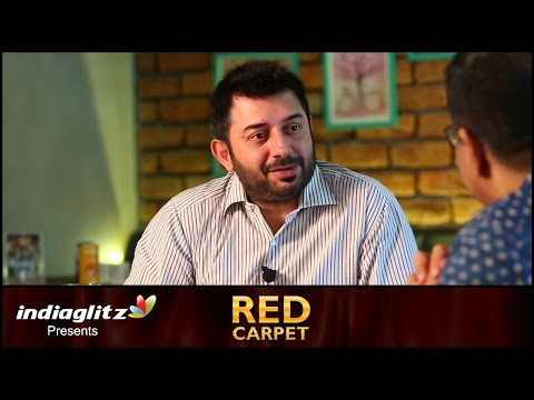 The Arvind Swamy Story : Disappearance Act and Comeback | Red Carpet by Sreedhar | Interview