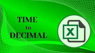 time clock conversion for payroll