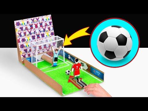 サッカーのPKゲームを作って友達と遊ぼう!楽しいDIYプロジェクト