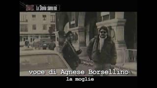 La scorta di Paolo Borsellino 1di6 - 57 Giorni a Palermo