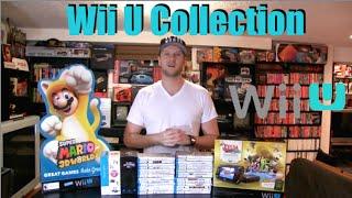 Nintendo Wii U Collection - 2015 HD