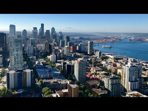 Seattle/Friday Harbor – Puget Sound – Space Needle/Clipper Vacations & More – Travel Series Ep. 2