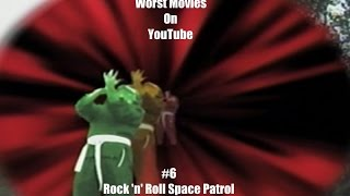 "Worst Movies On YouTube #6- ""Rock"