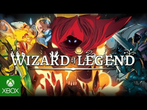 Wizard of Legend - Announce Trailer