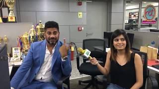 Live : Virat Kohli Slams 36th ODI  Hundred | Sports Tak