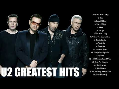 U2 Greatest Hits Full Album 2017- The Best of U2 Collection -U2 The Best of Playlist LIVE