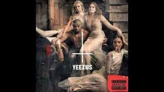kanye west illuminati satanic. Yeezus album cover