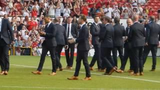 Soccer aid 2016 England team
