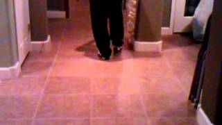 step in the name of love dance steps teddy shuffle