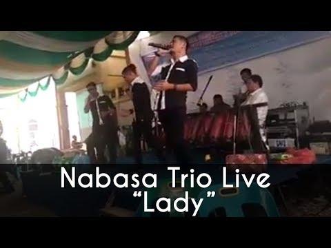 Nabasa Trio - Lady (Live)