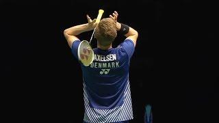 Funny Badminton 2019/18