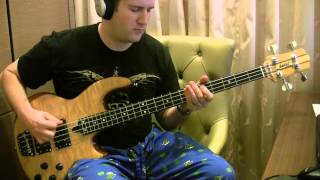 TOOL- The Pot Bass Cover (Hi Def)