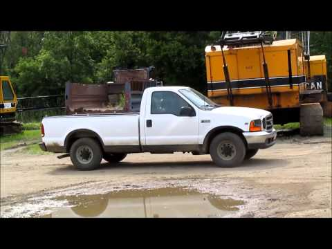 2000 Ford F250 Super Duty XL pickup truck for sale | sold at auction July 29, 2015