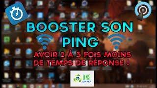 [TUTORIEL CONNEXION] Comment booster son débit internet/ping (avoir moins d'ms en jeu)