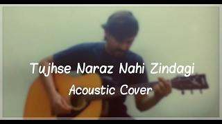 Download Hindi Video Songs - Tujhse Naraz Nahi Zindagi | Masoom | Acoustic Cover
