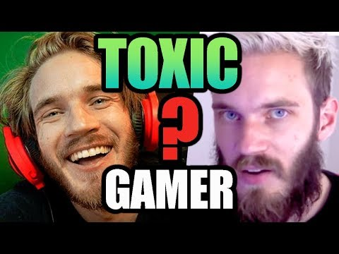 Thumbnail: 7 SIGNS YOURE A TOXIC GAMER!