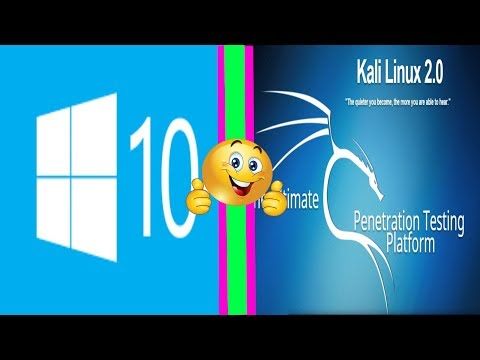 How to Reset Windows 10 Password With Kali Linux