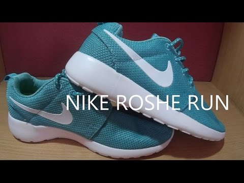 4fb08e72041 NIKE ROSHE RUN (FAKE) - YouTube