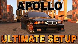 Apollo Ultimate Setup + Test Drive! (BMW M3 E36) CarX Drift Racing