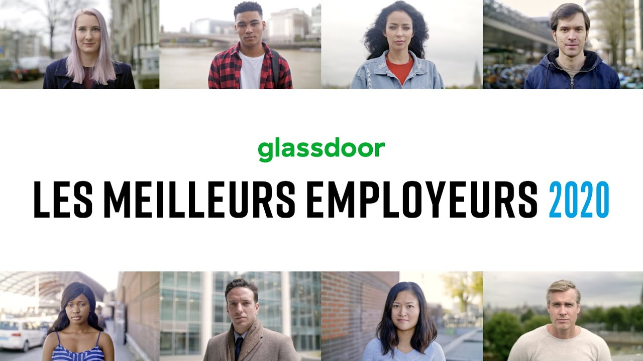 Glassdoor's Best Places to Work for 2020 (FR) - YouTube