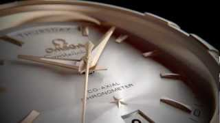 Repeat youtube video Omega - The perfect mechanical movement