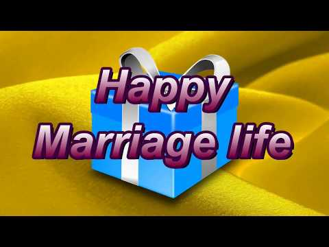 Happy Marriage Anniversary Wishes, SMS, Greetings, Images, Wallpaper, Wedding Anniversary Video Clip