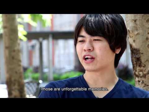 Meet the Students - Ito Ken (Japan) from National Taiwan Normal University