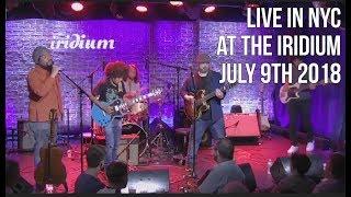 Marty Schwartz Live in New York at The Iridium (Highlights) Taz, Jamie Allensworth