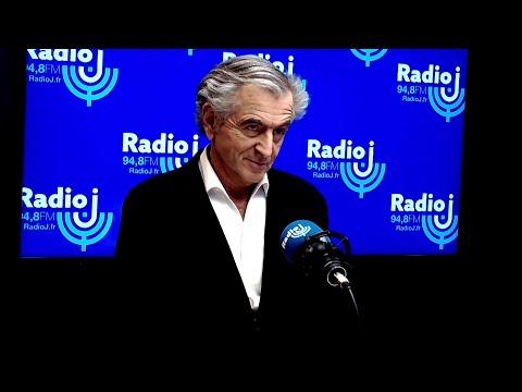 """Bernard-Henri Lévy sur Radio J : """"Je préfère parler des autres que de moi"""" (23 mai 2021)"""