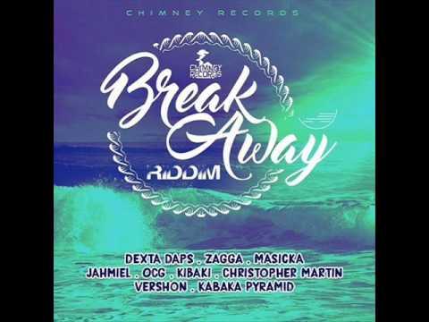 Break Away Riddim Mix (FULL) - Feb 2016 Selecta Ice
