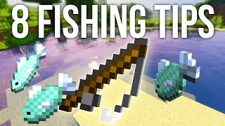 8 Minecraft Fishing Tips You Need to Know
