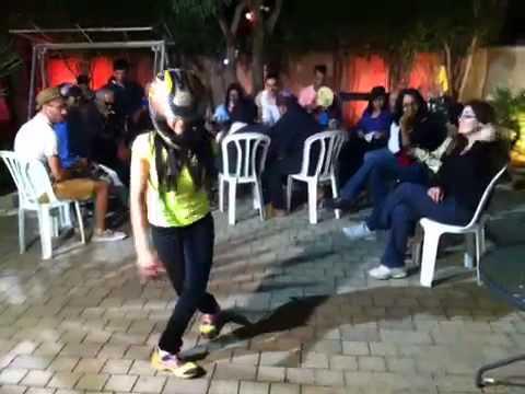 Harlem shake- Rosh haayin style