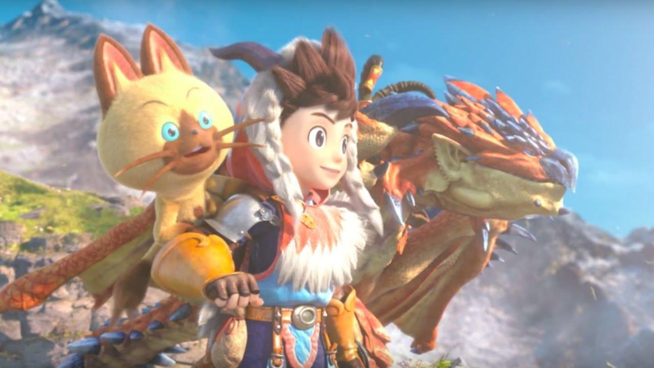 Image result for Monster Hunter Stories
