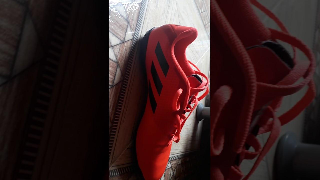 d99ca89544811 meu tênis de futsal Adidas :ARTILHEIRA 2 IN - YouTube