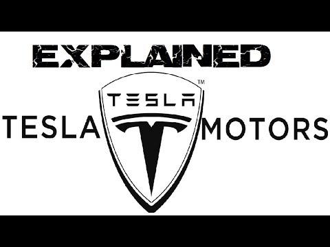 History of Tesla Motors   Explained