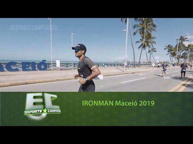 Veja como foi o IRONMAN Maceió 2019