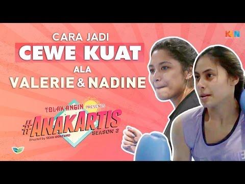 Anak Artis Season 3 - Cara Jadi Cewek Kuat Ala Valerie & Nadine